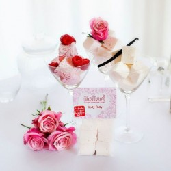 """Rosy Posy"" Marshmallows"