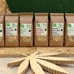 Organic Hemp Porridge (3 pack)