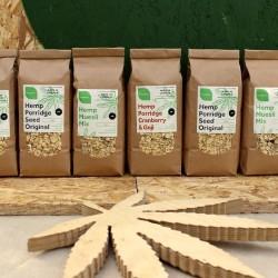 Organic Hemp Porridge (3 pack)