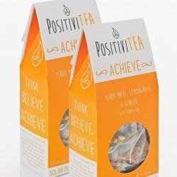 Achieve/Solar Plexus Chakra Tea - 2 packets