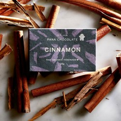 Organic Cinnamon Chocolate Bars (3 bars)