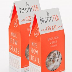 Create/Sacral Chakra Tea - 2 packets