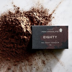 Organic Eighty% Cocoa Chocolate Bars (3 bars)
