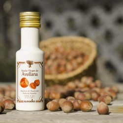 Hazel Nut Oil (First Cold Pressed from Lightly Roasted Hazelnuts)