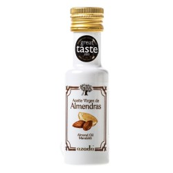 Almond Nut Oil (First Cold Pressed of Lightly Roasted Almonds)
