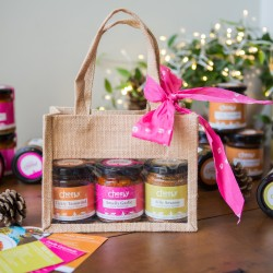 Gluten-Free Vegan Condiments Gift Set