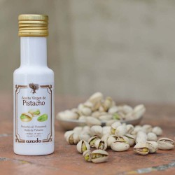 Pistachio Nut Oil (First Cold Pressed of Lightly Roasted Pistachio Nuts)