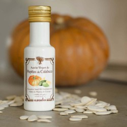 Pumpkin Seed Oil (First Cold Pressed of Lightly Roasted Pumpkin Seeds)