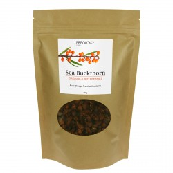 Organic Sea Buckthorn Dried Berries