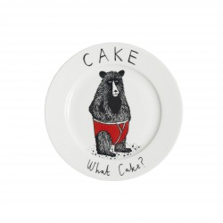 Cake What Cake? Side Plate