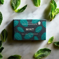 Organic Mint Chocolate Bars (3 pack)