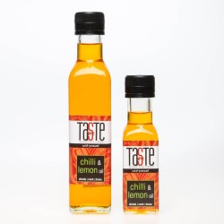 Chilli & Lemon Oil 3 Pack