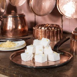 Stem Ginger and Madagascan Vanilla Marshmallows
