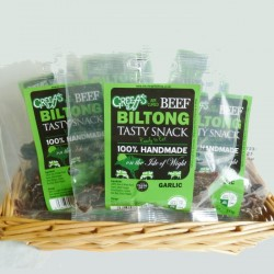 Greeff's Garlic Beef Biltong