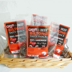 Greeff's Sweet Chilli Biltong