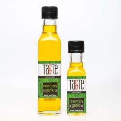 Garlic & Rosemary Oil 3 pack