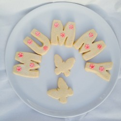 'MUMMY' Shortbread