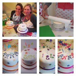 Celebration Cake Decorating Class Gift Voucher (London)