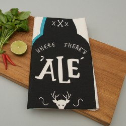 Ale Tea Towel