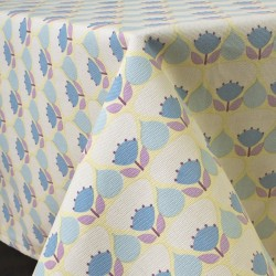 Florence Wipe Clean Tablecloth