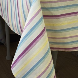Amalfi Cotton Tablecloth