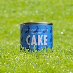 Easter Cake in a Can