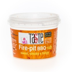 Fire-Pit BBQ Rub (Mild)