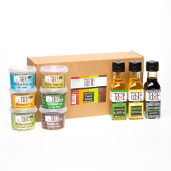 Gourmet Foodie Hamper Gift Box
