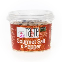 Gourmet Salt & Pepper (3 Pack)