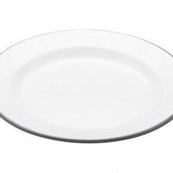 Enamel Side Plates Set of Six