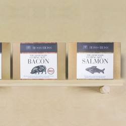 The Homemade Curing Kits Gift Box - Original Bacon & Salmon