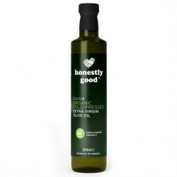 Raw + Organic Cold-Pressed Extra Virgin Olive Oil
