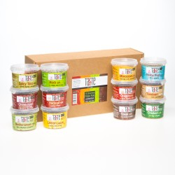 Gourmet Paleo 12 Rub Collection Gift Box