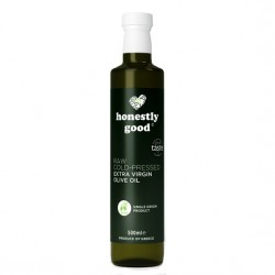 Raw Cold-Pressed Extra Virgin Olive Oil