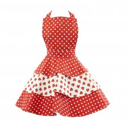 So Berry Sweet Adult Rara Apron