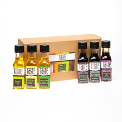 Super 6 Balsamic & Oil Combo Box