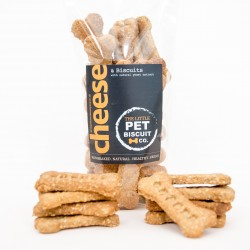 Handmade Dog Biscuits - Cheese & Natural Yeast Extract (3 packs)