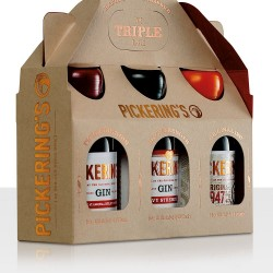 Pickering's Triple Tipple Gin Gift Pack