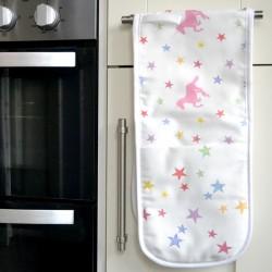 Unicorn Oven Gloves