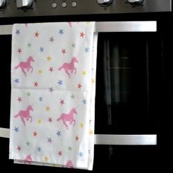 Unicorn Tea Towel