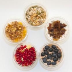 Handmade Organic Yoghurt Taster Pack