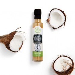 Organic Coconut Vinegar with Mother of Vinegar