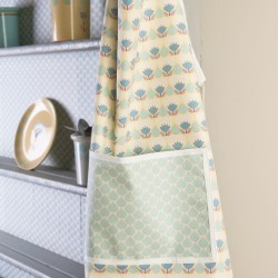 Florence Adult's Apron (Cotton or Wipe Clean)
