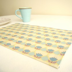Florence Wipe Clean Placemat Set