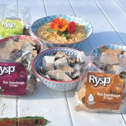 Rye Sourdough Crisps Variety Pack