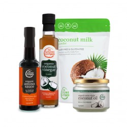 The Coconut Company Best Seller Bundle - Classic Deal