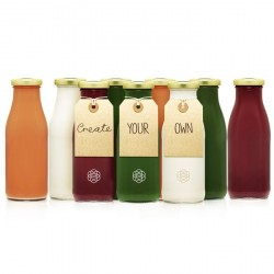 Customised Organic Juice and Mylk Pack