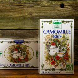 Camomile Organic Tisane - 2 Pack