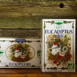 Eucalyptus Organic Tisane - 2 Pack