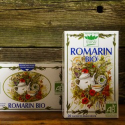 Rosemary Organic Tisane - 2 Pack